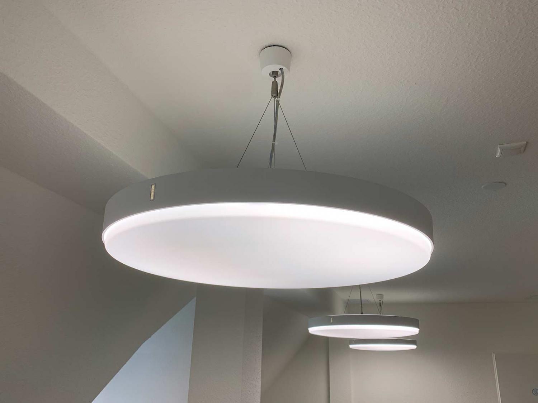 Wemag-Beleuchtung